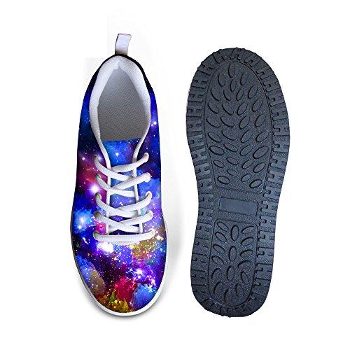 Knuffels Idee Mode Kleurrijke Mesh Platform Fitness Sneakers Voor Vrouwen Kleurrijke 8