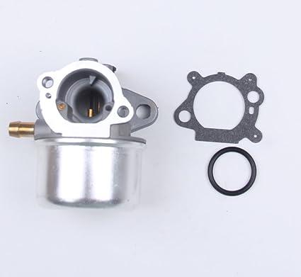 NIMTEK Carburetor for BRIGGS /& STRATTON 799869 792253 Lawnmower Pressure washer Carb