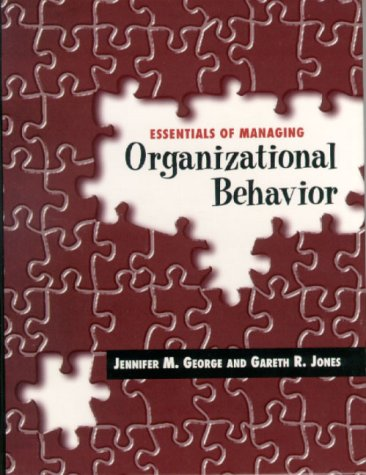 Organizational Behavior Book Pdf