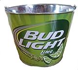 Bud Light Lime Swirl Beer Bucket