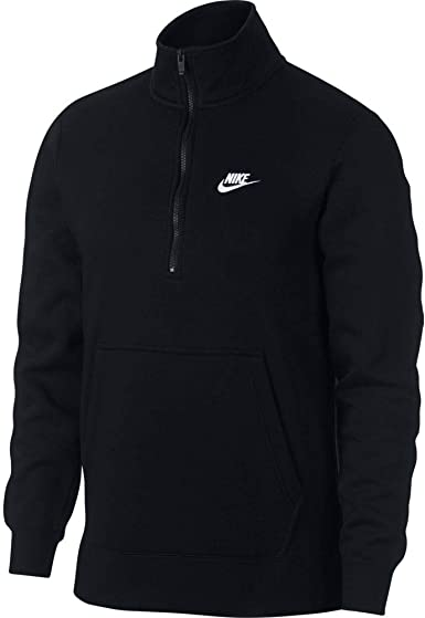 Nike Polar Fleece Half Zip Sweat Men Sweaters Sweaters
