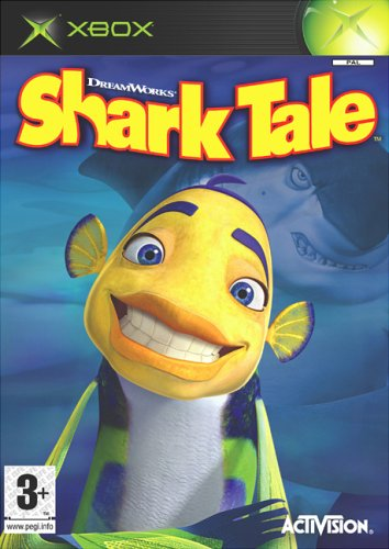xbox shark tale - 4