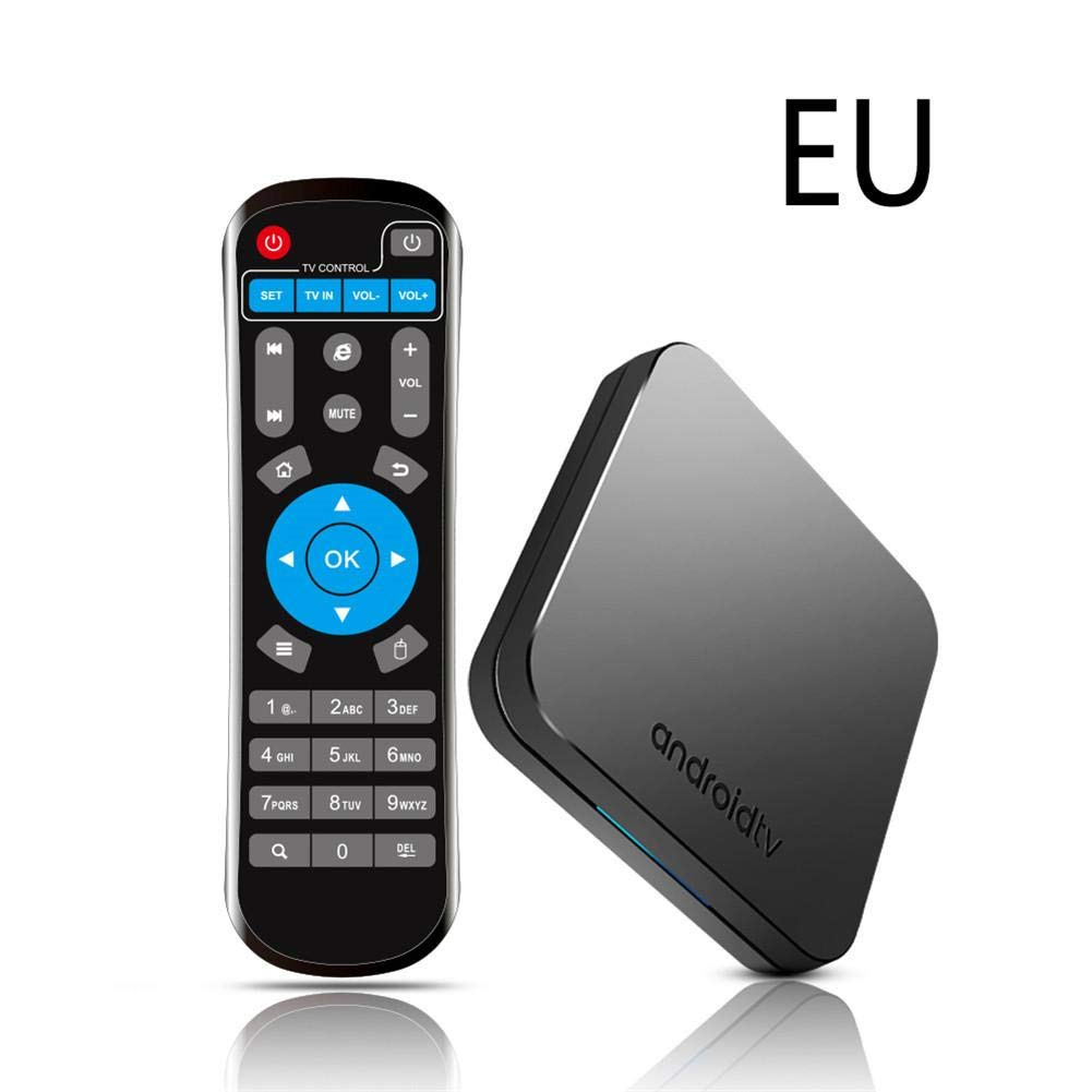 KM9 Android 8.1 TV BOX S905X2 Network Bluetooth Edition Set Top Box 4+32G 4K WIFI by Oshide (Image #1)