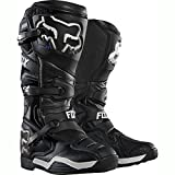 Fox Racing 2016 Comp 8 Men's Off-Road Motorcycle Boots - Black / Size 9