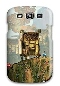 Fashion Tpu Case For Galaxy S3- Alice Madness Returns Video Game Other Defender Case Cover