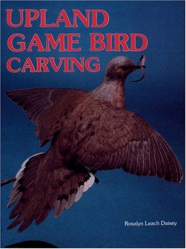Upland Game Bird Carving