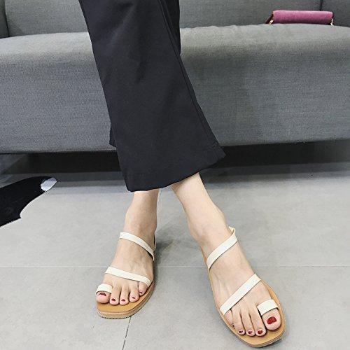 casual toe viaggio per estivi aperta moda Sandali antiscivolo da da vacanze all'aria donna sandali C open le YMFIE FPA6xwqnw