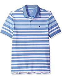 Advantage Performance Stripe Polo (Regular & Slim Fit)