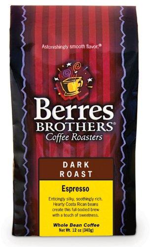 - Berres Brothers Espresso Whole Bean Coffee 12 oz.