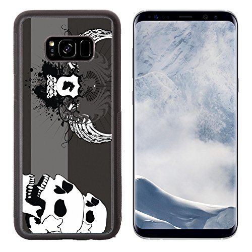 Liili Premium Samsung Galaxy S8 Plus Aluminum Backplate Bumper Snap Case heraldic eagle coat of arms background in format very easy to edit Photo 8826210 Simple Snap -