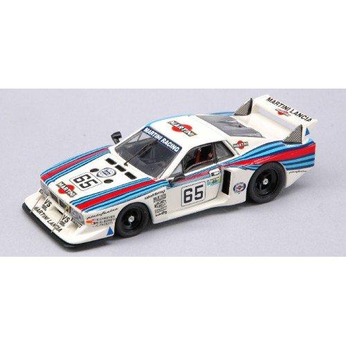 1/43 ランチア ベータ モンテカルロ 1981年ル・マン24時間 No.65 ドライバー:チーヴァー/アルボレート/ファチェッティ 9352