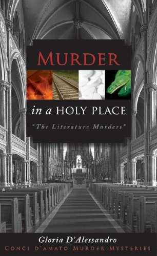 Murder in a Holy Place: The Literature Murders