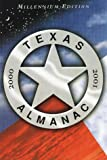 Texas Almanac 2000-20001, 60th, Texas A and M University Library Staff, 0914511297