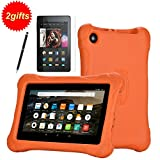 Fire 7 Kids Case,SUPLIK Ultra Light Weight Shock Proof Cover for Amazon Fire 7 inch 5th Generation (2015 release) or Fire 7