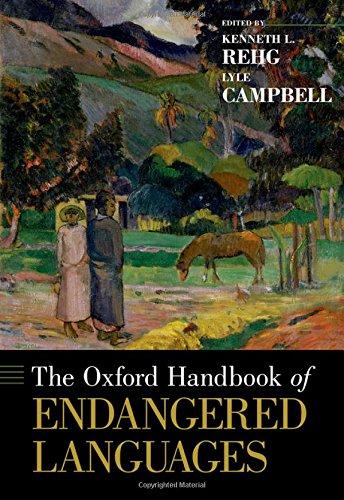 the cambridge handbook of endangered languages pdf