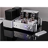 GOWE Single Ended más alto grado clase un tubo de amplificador de válvulas amplificador con mando