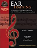 Ear Training: Volume I Scale Forms through Six Basic Tetrachords