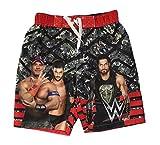 WWE Boys Swim Trunks Briefs Size 7