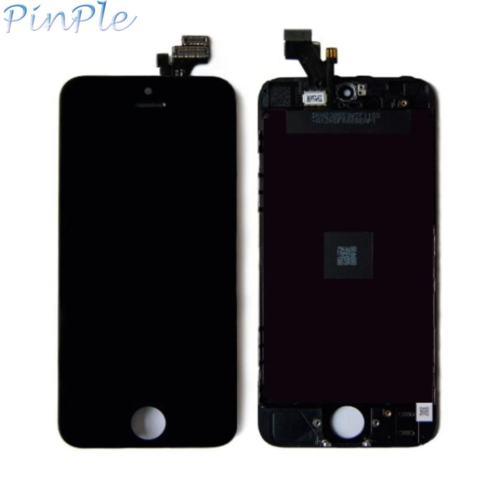 PinPle Full LCD Display Digitizer Touch Screen Assembly Repair Part Replacement for iPhone 6 Plus(5.5'') (LCD Display Digitizer)