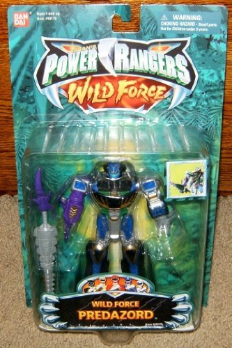 Amazon wild force predazord 55 power rangers action figure wild force predazord 55quot power rangers action figure altavistaventures Choice Image