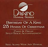 Birthday Of A King - 25 Hymns Of Christmas [Accompaniment/Performance Track]