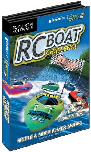 Price comparison product image RC Boat Challenge - PC