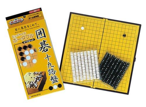 ポータブル 囲碁19路盤(ビッグサイズ)の商品画像