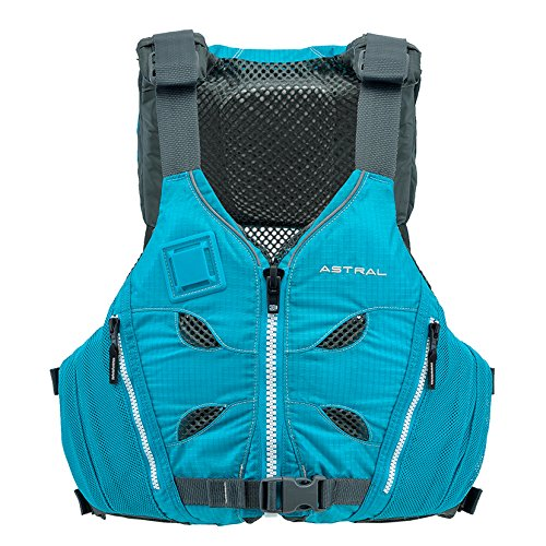 Astral V-Eight Kayaking Life Vest PFD - 2018 - Glacier Blue - (Glacier Systems Jacket)