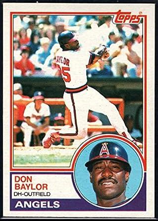 Original Don Baylor Signed Onl Baseball Angels Orioles Yankees 1979 Al Mvp Sports Mem, Cards & Fan Shop Autographs-original