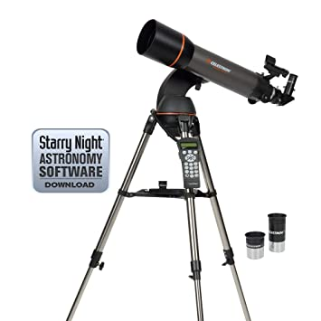 Celestron 22096 NexStar 102 SLT Computerised Telescope
