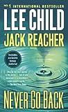 Book Cover for Never Go Back- A Jack Reacher Novel