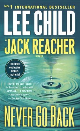 Download Never Go Back- A Jack Reacher Novel ebook