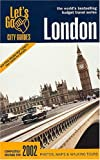 London 2002, Let's Go, Inc. Staff, 0312270437