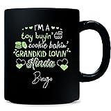 Grankid Lovin' Kinda Bingo Name New Grandmother - Mug