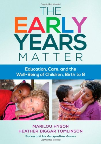 Early Childhood Care - 4