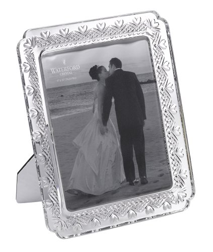 Heirloom Crystal (Waterford Wedding Heirloom 8 x 10 Frame)