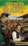 Star Wars, tome 69 : Yan Solo et le Trésor de Xim (Les Aventures de Yan Solo 3) par Daley