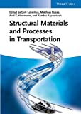 Structural Materials and Processes in Transportation, , 3527327878