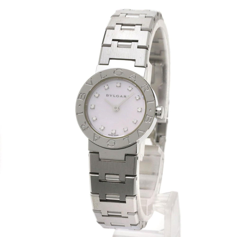 [ブルガリ]ブルガリブルガリ 腕時計 ステンレス/SS レディース (中古) B079M3V5WT