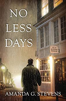 No Less Days by [Stevens, Amanda G]