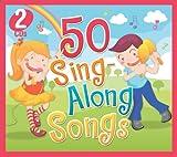 50 SING ALONG SONGS FOR KIDS (2 CD Set)