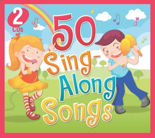 Along 2 Cd Set (50 SING ALONG SONGS FOR KIDS (2 CD Set))