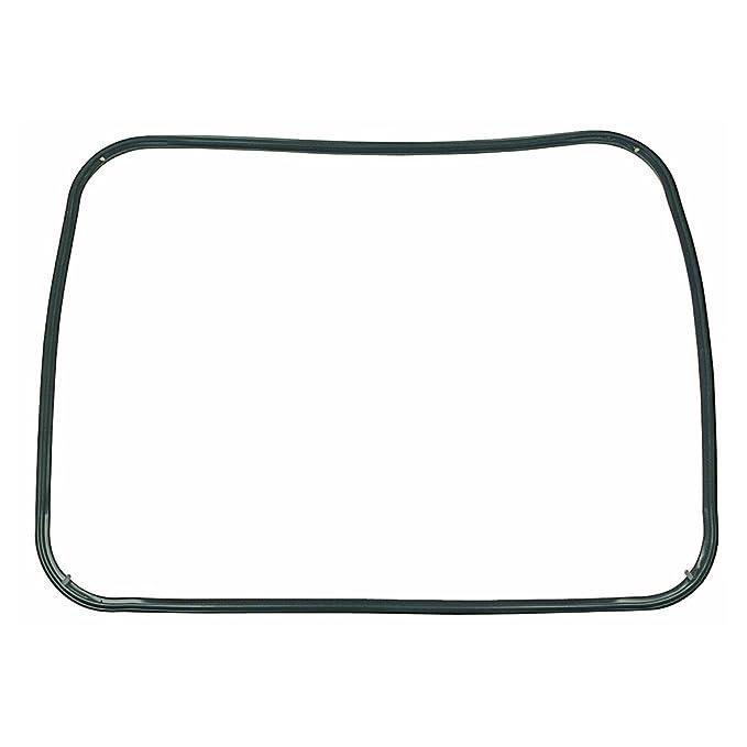 Zanussi Ofen Herd T/ürdichtung mit abgerundeten Ecken und Sicherungsclips