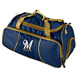 MLB Milwaukee Brewers Athletic Duffel Bag
