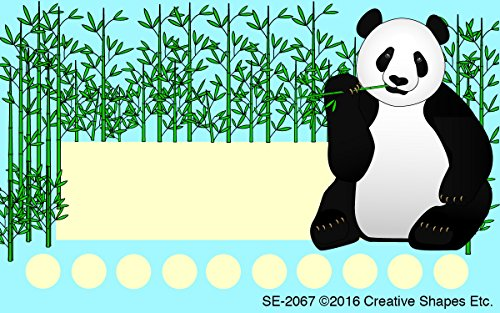 Panda Incentive Punch Cards