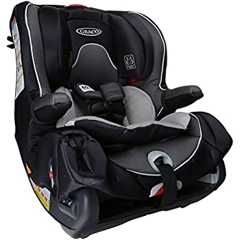 Graco Smart Seat All-in-One Convertible Car Seat - Rosen