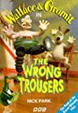 Wallace and Gromit: The Wrong Trousers by Park, Nick (September 22, 1994) Paperback