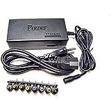 Adaptateur Secteur Alimentation Chargeur Universel PC Portable 220V 12V 15V 16V 18V 19V 20V 24V 96W