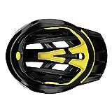 Mavic Replacement Notch Bike Helmet Pads (Yellow Mavic - M) Size Medium