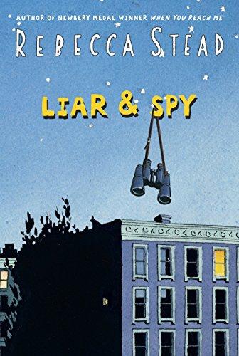 Image of Liar & Spy